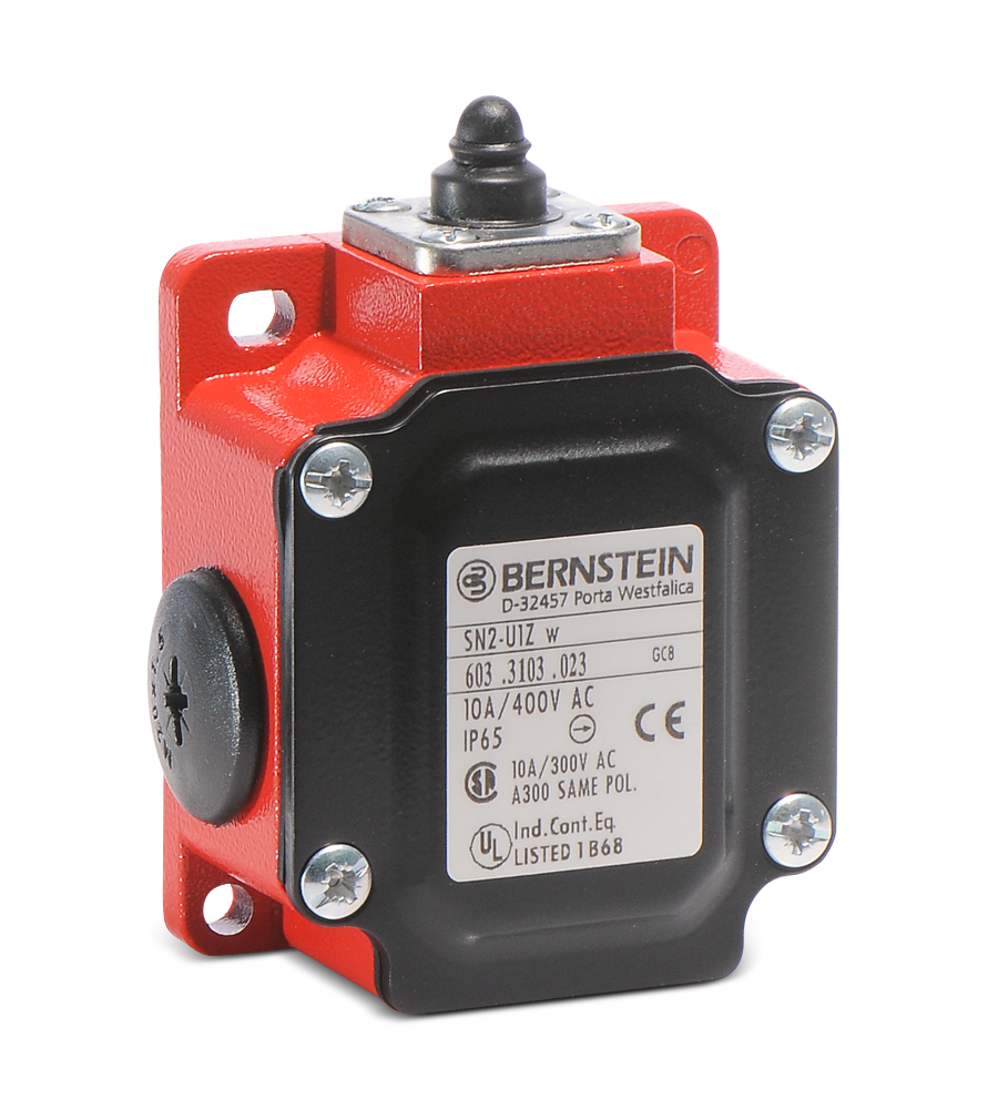 Switch Systems - Position Switches and Safety Switches - BERNSTEIN AG