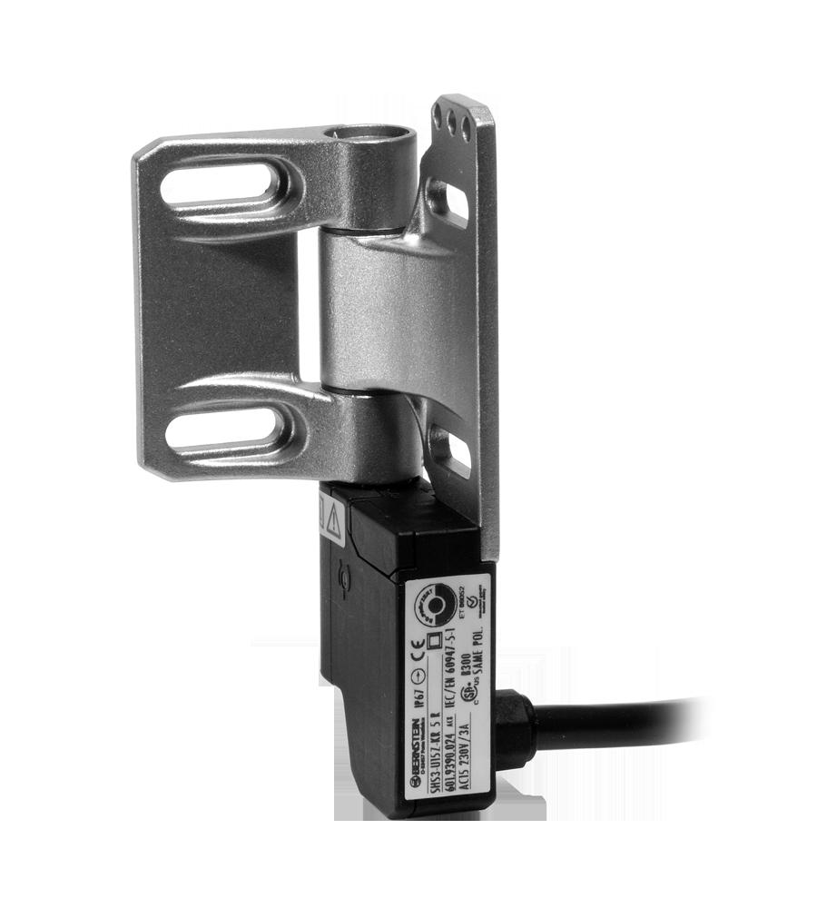 Safety Hinge Switch Type SHS3 - BERNSTEIN AG